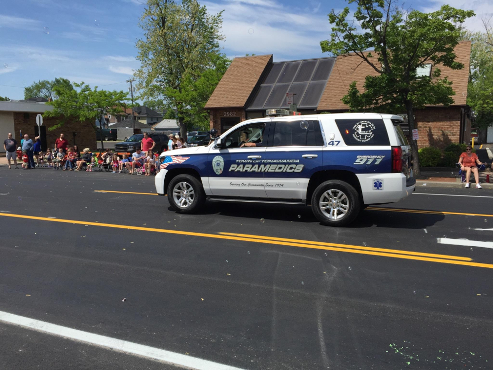 47 IN MEMORILA DAY PARADE 2015 truck only