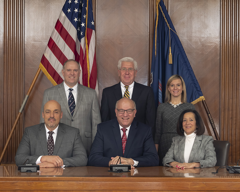 Photo of Town Board Members